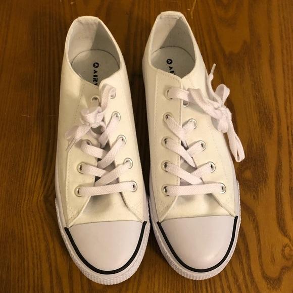 White Airwalk sneakers